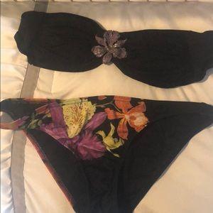 Victorias Secret bandeau swim suit